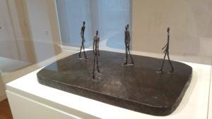 Alberto Giacometti: Plac II
