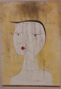 Paul Klee: Dama ostemplowana