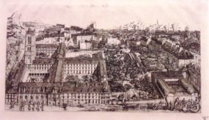 Charles Méryon: Kolegium Henryka IV albo Liceum Napoleona