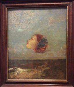 Odilon Redon: Hommage à Goya