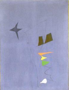 Joan Miró Sjesta